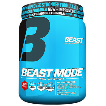 Beast Sports Nutrition Beast Mode Punch - 45 Servings