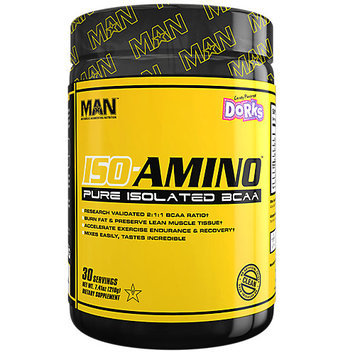 M.a.n. Sports Products MAN Sports Iso-Amino Dorks - 30 Servings