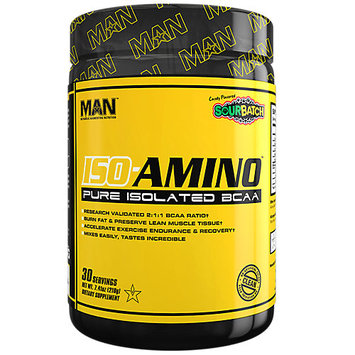 M.a.n. Sports Products Man Sports Iso-Amino Sour Batch 30/S