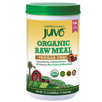 Juvo Organic Raw Meal Vanilla Chai 21.2 oz - Vegan