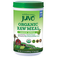 Juvo Inc. - Organic Raw Meal Green Apple - 21.2 oz.