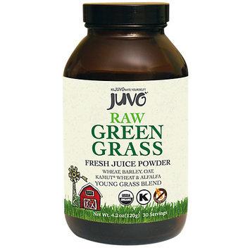 Juvo Raw Green Grass Juice Powder 4.2 oz