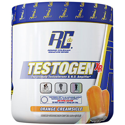 Ronnie Coleman Signature Series 7360036 Testogen-Xr Orange Creamsicle