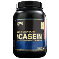 Optimum Nutrition Gold Standard 100% Casein Strawberry Cream 2 lbs