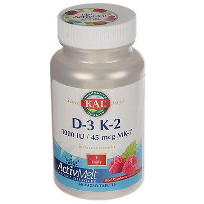 Kal D3 K2 Activmelt