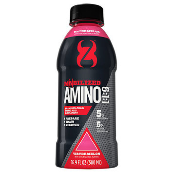 Monster Milk CytoSport Monster Amino RTD Watermelon - 12 - 16.9 FL OZ Bottles
