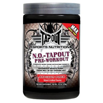 TapouT N.O- TapouT Pre-workout, 11.5-Ounce Container
