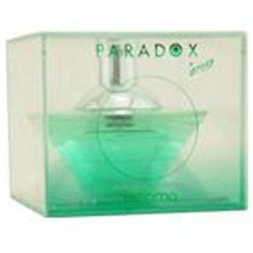 Paradox Green by Jacomo 3.4 oz Eau De Toilette Spray