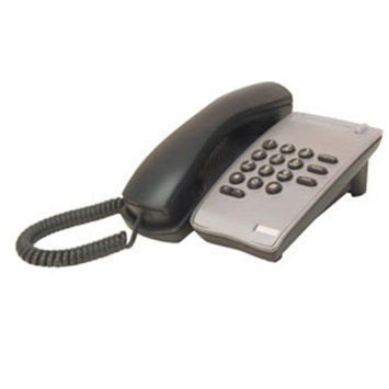 Nec 780020 Dtr-1-1 Black Single Line Phon
