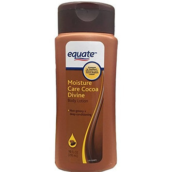 Equate Cocoa Butter Body Conditioning Lotion 10oz, Compare to Vaseline Cocoa Butter Deep Conditioning Lotion