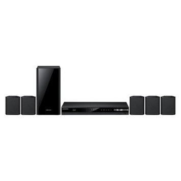 Samsung 500W 5.1 Home Theater System - Black (HT-F4500/ZA)