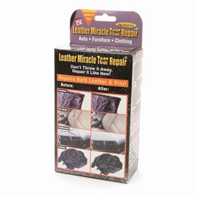 Leather Miracle Tear Repair Professional Kit, 1 kit
