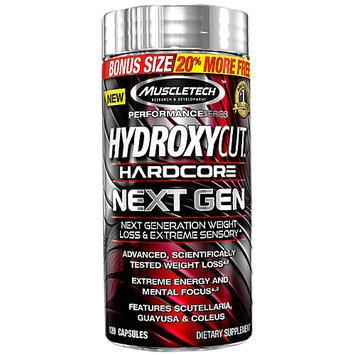 Hydroxycut Hardcore Hardcore Next Gen