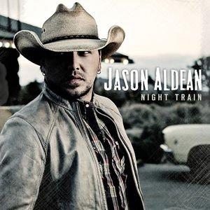 NIGHT TRAIN BY ALDEAN, JASON (CD)