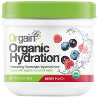 Orgain, Inc. Orgain - Organic Hydration Refreshing Electrolyte Replenishment Berry Punch - 7.05 oz.
