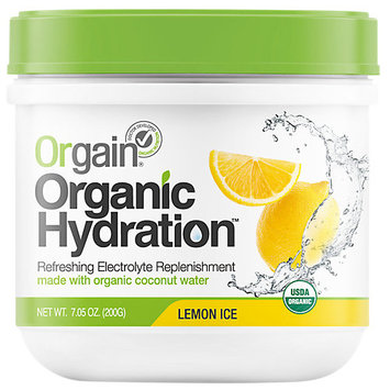 Orgain, Inc. Orgain - Organic Hydration Refreshing Electrolyte Replenishment Lemon Ice - 7.05 oz.