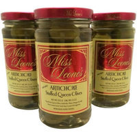 Generic Miss Leone's Artichoke Stuffed Queen Olives, 12 oz, 3 count