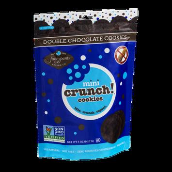 Fancypants Baking Co. Mini Crunch! Cookies Double Chocolate