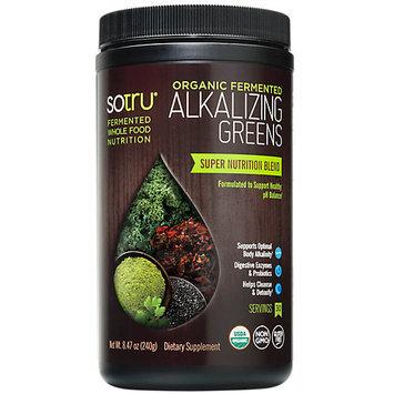 Vitaminshoppe SoTru - Organic Fermented Alkalizing Greens - 8.47 oz.