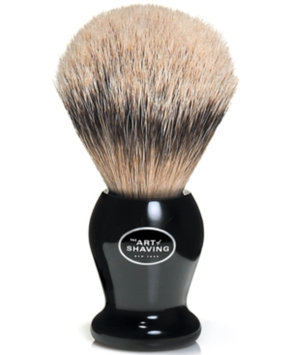 Art of Shaving The  Black Silvertip Badger Brush