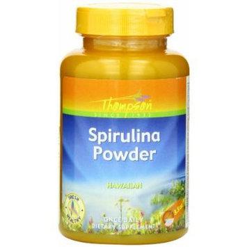 Thompson Spirulina, Powder, 3.5 Ounce