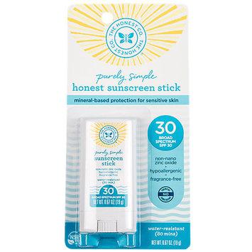 The Honest Co. Honest Mineral Sunscreen Stick SPF 30