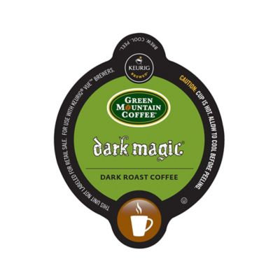 Vue 16-Count Green Mountain Coffee Dark Magic Coffee for Keurig Brewers