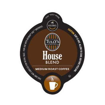 Vue 16-Count Tully's House Blend Coffee for Keurig Brewers