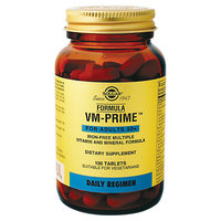 Solgar Formula VMPrime Adults 50+ Iron Free