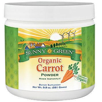 Sunny Greens Organic Carrot Powder