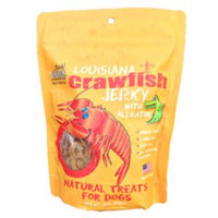 Think Dog Natural Louisiana Crawfish & Alligator Jerky Dog Treats, 6 oz.