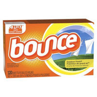 Bounce Outdoor Fresh Dryer Sheets - 120 Sheets