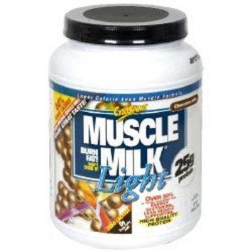 CytoSport Muscle Milk Light, Banana Creme, 1.65 Pound