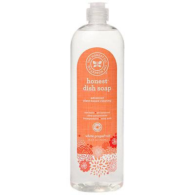 The Honest Company 26.5-oz White Grapefruit Dish Soap THC:19487R