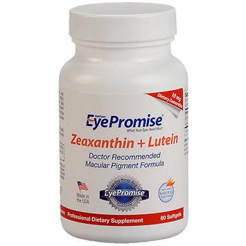 EyePromise Zeaxanthin plus Lutein 60 Softgels - Vegan