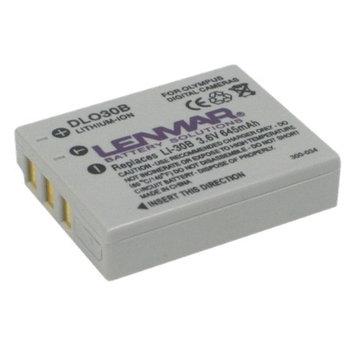 Lenmar Battery replaces Olympus LI-30B - Camera Battery