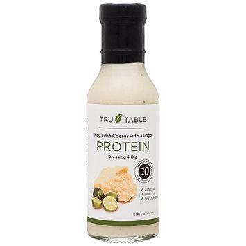 Tru Table Protein Dressing & Dip Key Lime Caesar with Asiago 12 oz
