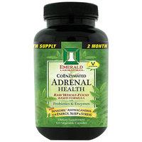 Emerald Labs - CoEnzymated Adrenal Health - 120 Vegetarian Capsules