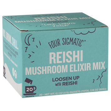 Four Sigma Foods Instant Reishi Herbal Drink Mix