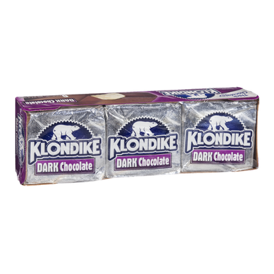 Klondike Dark Chocolate Ice Cream Bars - 6 CT