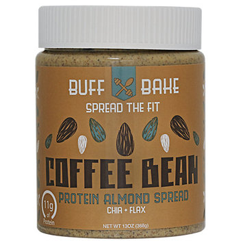 Buff Bake Protein Almond Butter Coffee Bean 12 oz