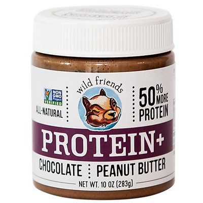 Protein + Chocolate Peanut Butter