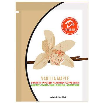 Fluffbutter Squeeze Packs (Vanilla Maple) - 10 pack (1.23 oz)
