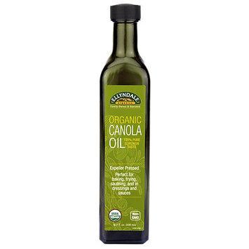 Organic Canola Oil Ellyndale Organics 16.9 fl oz Oil