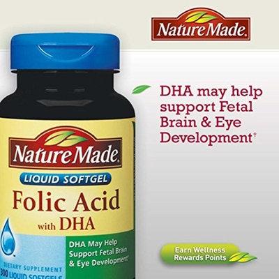 Nature Made Folic Acid - 300 Softgels