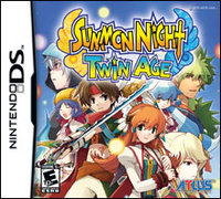 Summon Night: Twin Age (Nintendo DS)