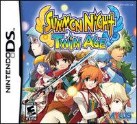 Summon Night: Twin Age (Nintendo DS)