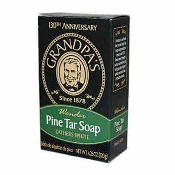 Grandpas 528778 Pine Tar Bar Soap