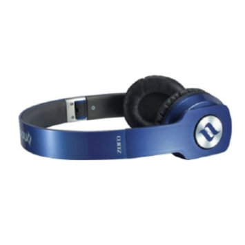 Noontec Zoro Headphones, Blue, 1 ea