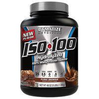 Dymatize Nutrition Iso 100 Fudge Brownie 3 Lb